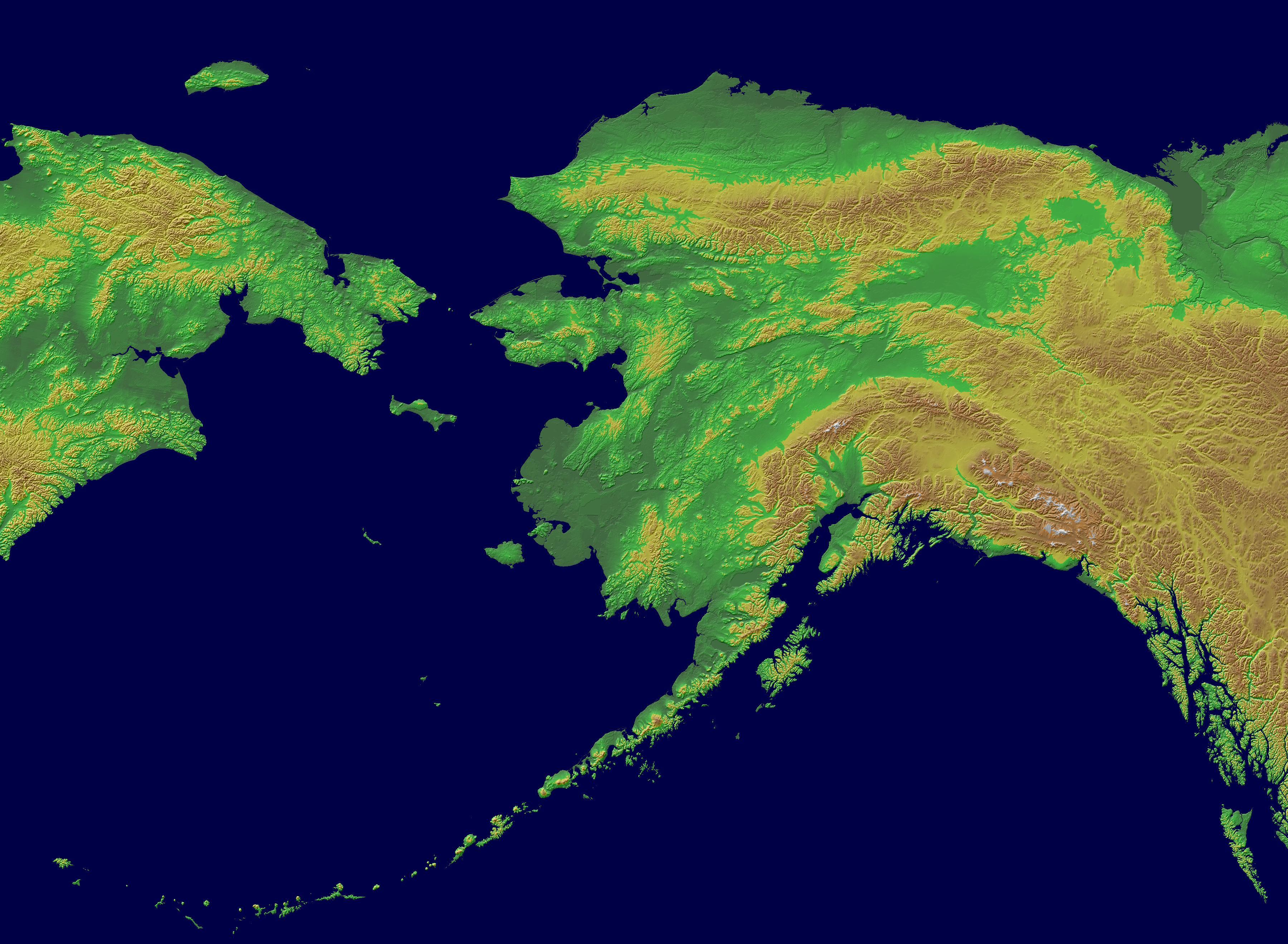 Alaska Mountain Weather - Current time in alaska